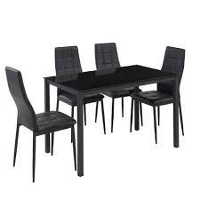 table de cuisine en verre pas cher table et chaise de cuisine en verre achat vente pas cher