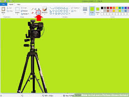how to cut out a picture green screen 15 steps with pictures