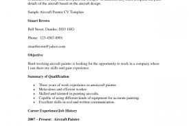 Painter Resume Sample by Industrial Painter Resume Samples Best Format House Painter