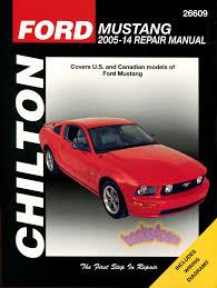 28 06 mustang repair manual 68958 ford mustang 2005 2006
