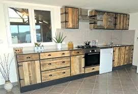 caisson cuisine bois cuisine bois pas cher meuble cuisine bois pas cher tabouret de bar