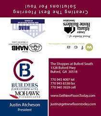 business card design printing gwinnett