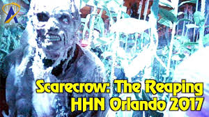 how to print halloween horror nights tickets scarecrow the reaping highlights from halloween horror nights