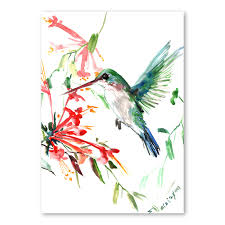 flying hummingbird wall art temple u0026 webster