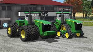 john deere 9r v1 0 0 for ls17 farming simulator 2017 fs ls mod