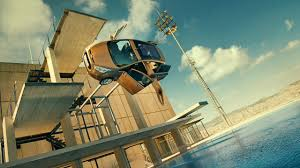 lexus hoverboard advert the mill