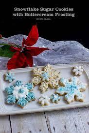 snowflake sugar cookies christmas sugar cookie recipe