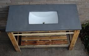 Recycled Bathroom Vanities by Diy Pallet Bathroom Vanity Pallet Furniture Diy