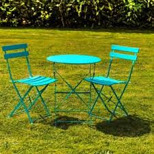 Lime Green Bistro Table And Chairs Folding Bistro Set Ebay
