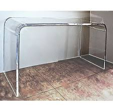 clear plastic console table console table design best plastic console table ideas plexiglass