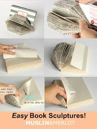 diy easy hedgehog book art youtube esculturas con libros