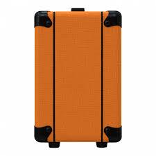 case outlet speaker cabinets ppc108 1 x 8 closed back speaker cabinet orange amps