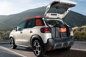2018 citroen c3 aircross compact suv will be launched in europe in