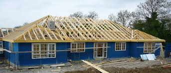 timber frame homes in ireland and uk qtf timber frame