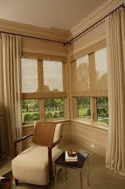 How To Hang Curtains On A Round Top Window Best 25 Bedroom Window Coverings Ideas On Pinterest Window