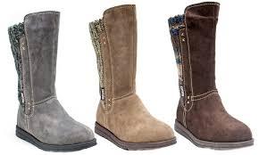 groupon s boots muk luks s boots groupon goods