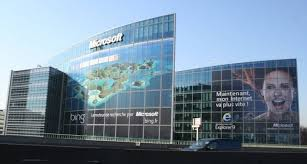 microsoft siege adhesif micro perfore facade 2 microsoft boulevard business