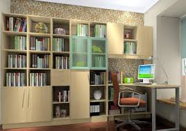 wallpaper for study room design 3d house