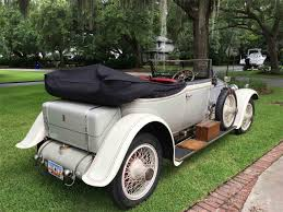 1921 rolls royce silver ghost cabriolet for sale classiccars com
