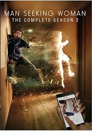 Seeking Season 2 Seeking The Complete Season 2 Baruchel