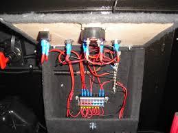 cons 12 volt battery management for his camper trailer