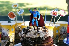 Superman Birthday Party Decoration Ideas 50 Favorite Birthday Party Themes For Boys Birthday Inspire