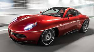 first drive touring disco volante top gear