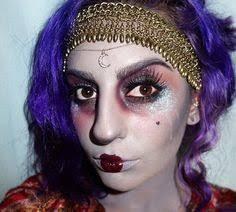 coraline halloween makeup so creepy love this