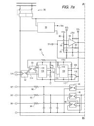 patent us6208111 motor starter arrangement with soft start drawing
