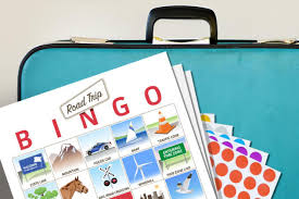thanksgiving bingo free printable cards download and print free road trip bingo cards travel channel