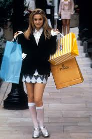 clueless costume the unlikely inspirations clueless s costume design