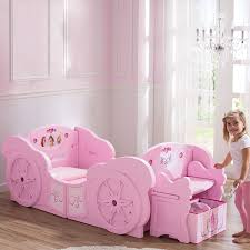 Princess Bedroom Set Rooms To Go Amazon Com Delta Children Disney Princess Carriage Toddler To