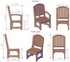 Wooden Armchairs Arch Back Wooden Dining Chair Handcrafted From Redwood