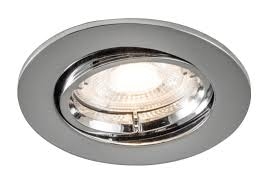 Adjustable Recessed Downlights Chrome Downlight Diy