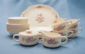 vintage china with pink roses hazel china 1940 s dishes with pink roses blue and yellow