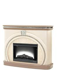 Menards Electric Fireplace Overture Glamour Beige Electric Fireplace Crystal Accents Surround