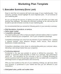 Examples Of Customer Service Resumes by Service Plan Templates Conference Marketing Plan Template Sample