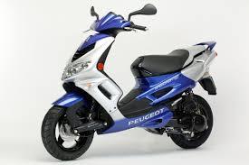 modellen peugeot peugeot scootere og knallerter med 50 cm og elektrisk motor