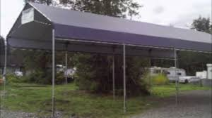 tent building carports for sale from aluminum or steel metal to portable carport
