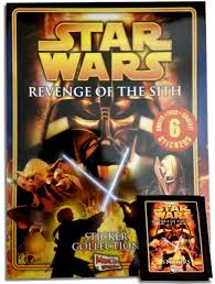 halloween sticker books uk star wars sticker albums the prequels and beyond starwars com
