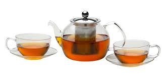 teapot set eternal glass tea set enjoyingtea