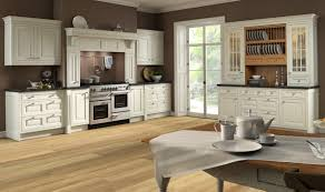 endearing large fitted kitchen featuring white wooden kitchen