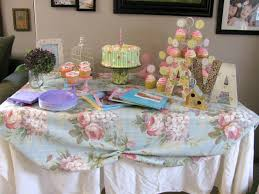 how to decorate birthday table 1st birthday table decorations nisartmacka com