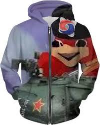 Meme Hoodie - hoodie ugandan knuckles