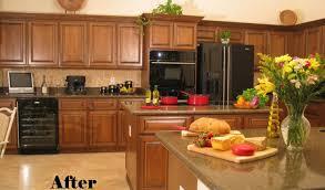 Refurbished Kitchen Cabinet Doors by Safe Refurbish Oak Cabinets Tags Kitchen Cabinet Refacing Ideas