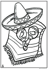 mexico coloring page mexico coloring pages free online