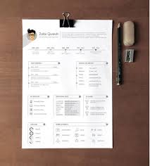 Template For Professional Resume 20 Free Creative Resume Templates To Consider 85ideas Com
