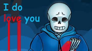 Sans Meme - animated i do love you undertale sans meme by robocat rc on