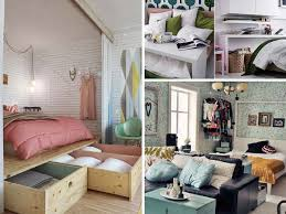 home design hacks 20 tiny bedroom hacks help you make the most of your space
