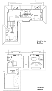 Floor Plans With Guest House Kailua Beach House 2007 Spacecraft Llc